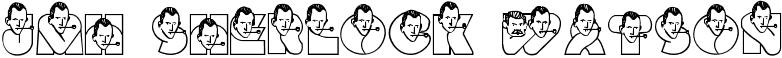 JMH Sherlock Watson