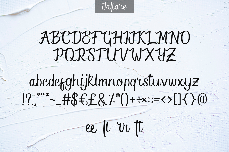 Jallarre Script Free
