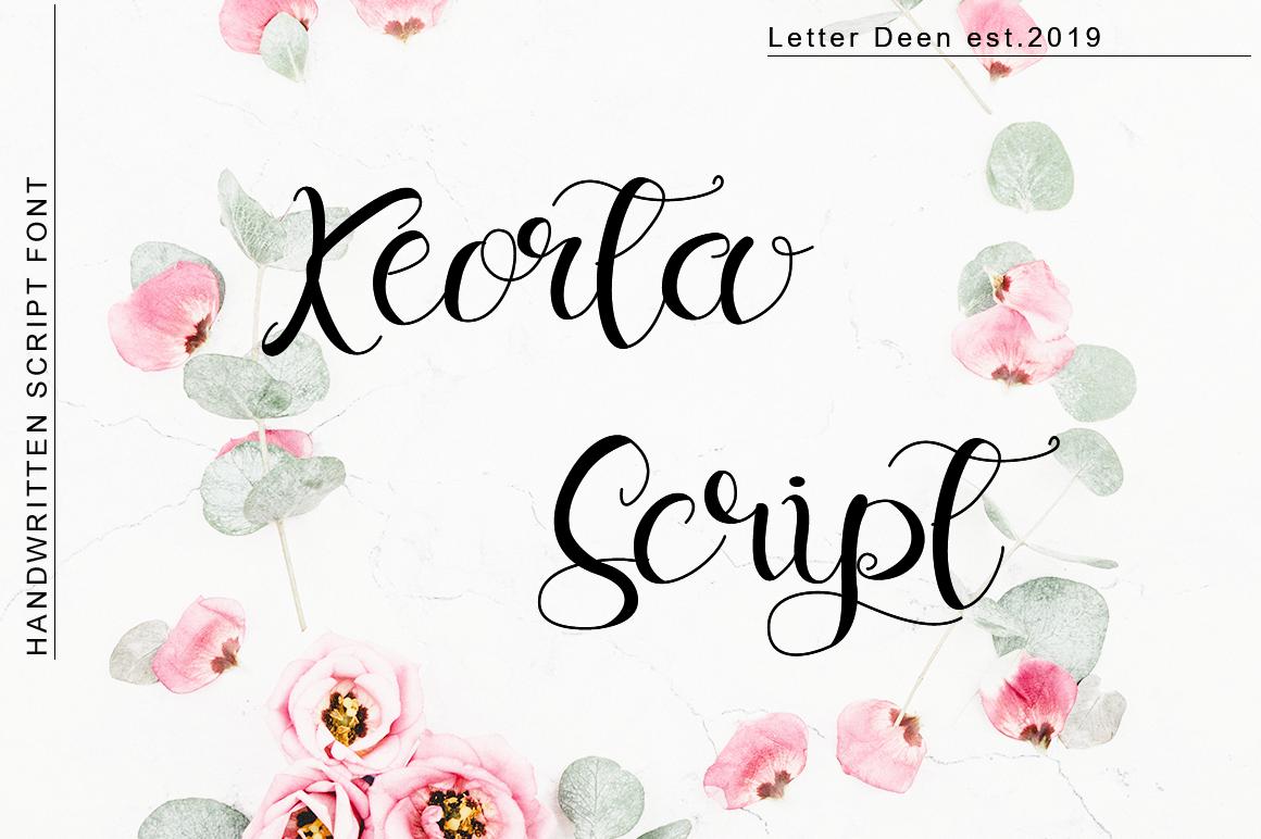 Keorta Script