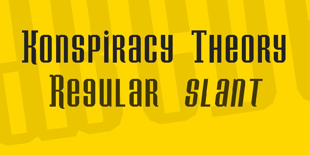 Konspiracy Theory