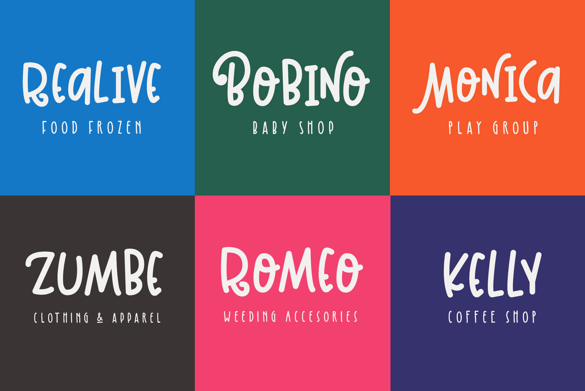 Kinglet Playful font - free for Personal