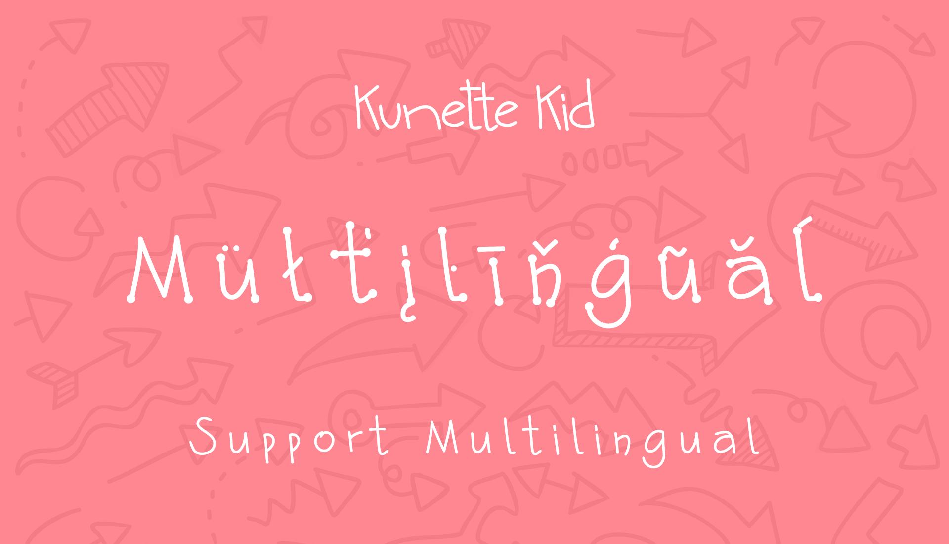 Kunette Kid