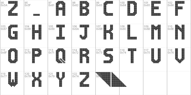 Lightdot 16x10