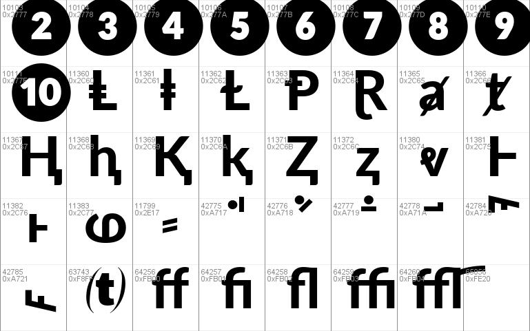 Lato Windows font - free for Personal