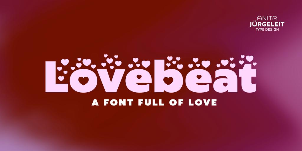 Lovebeat valetine