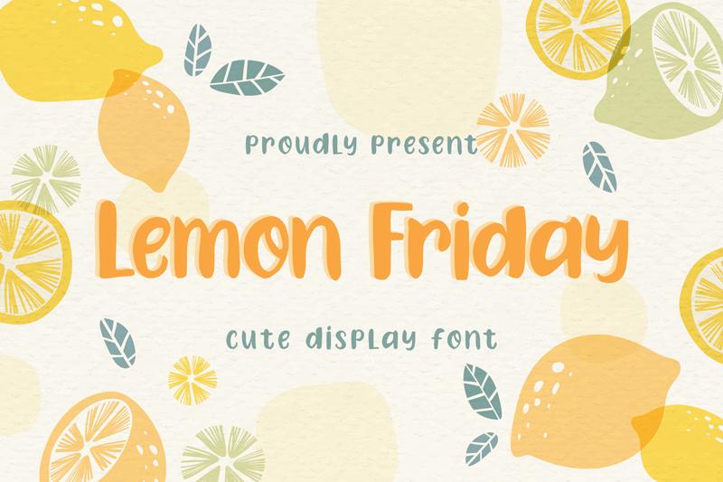 Lemon Friday
