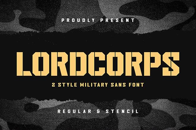 Lordcorps Stencil
