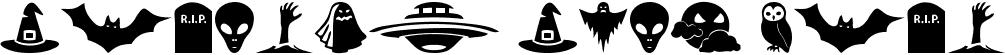 Monster Mash Font