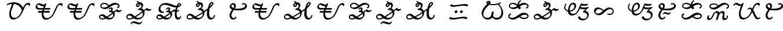 Maalong Tagalog 2 Brush Script