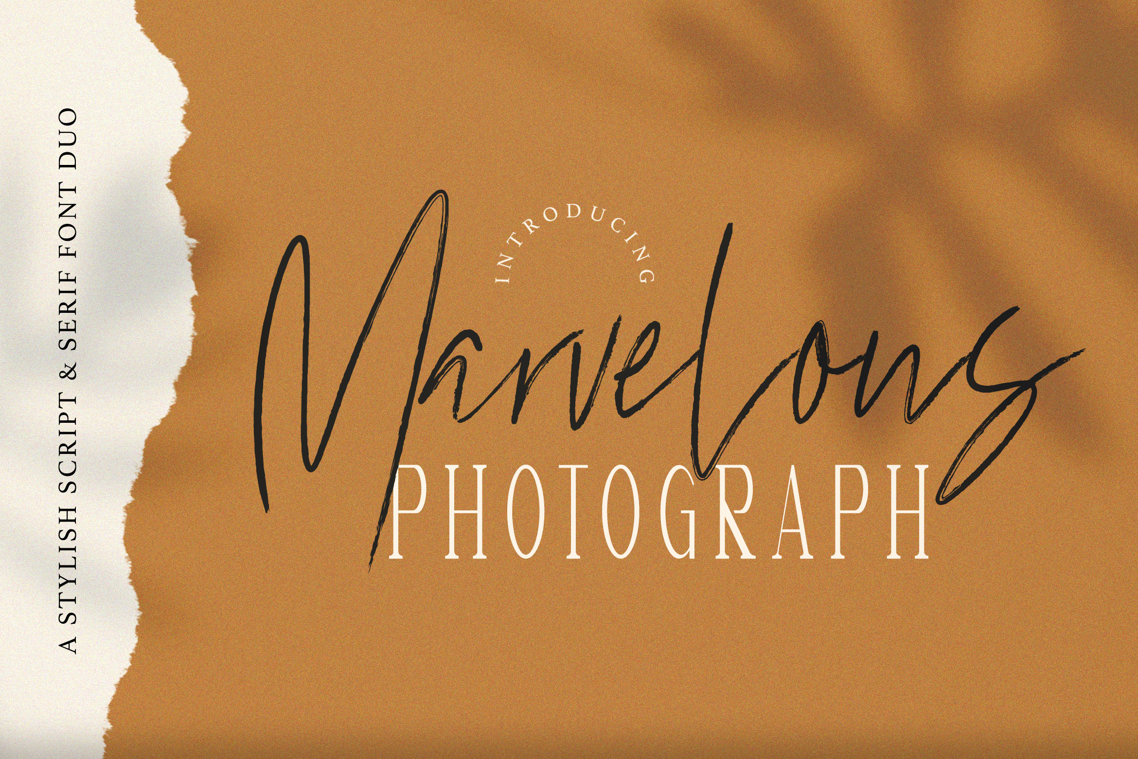 Marvelous Photograph Script