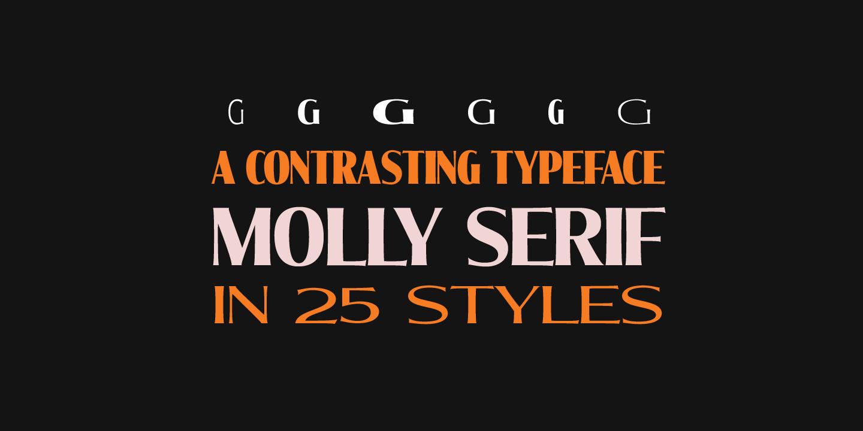 Molly Serif E PERSONAL