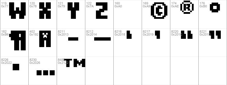 Minecraft Ten