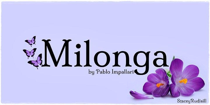 Milonga