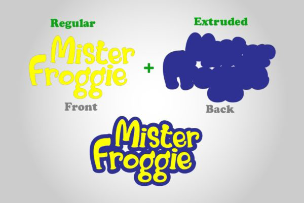 Mister Froggie Personal Use