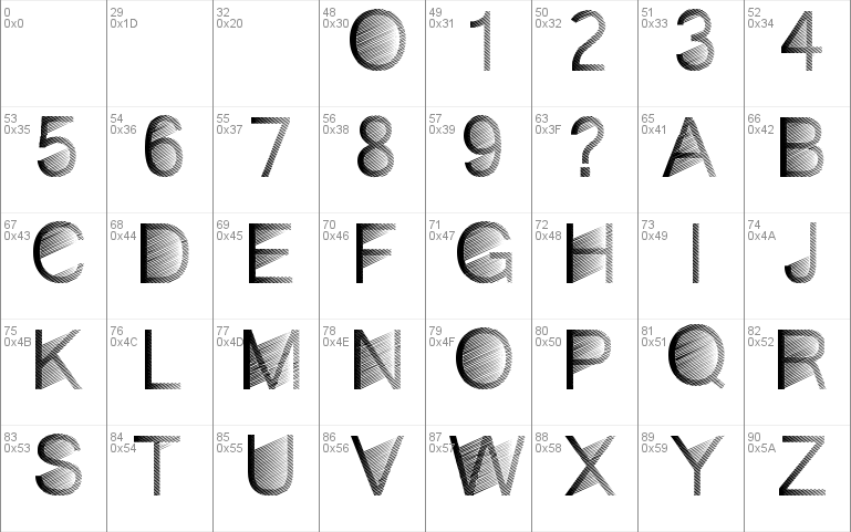 Miami Shades Windows font - free for Personal | Commercial