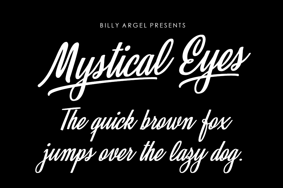 Mystical Eyes Personal Use