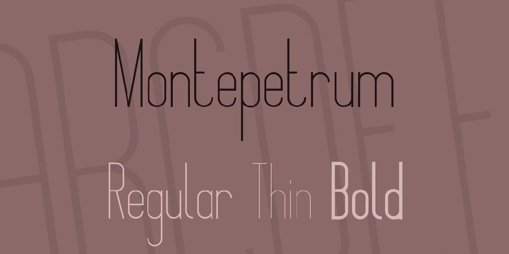 Montepetrum