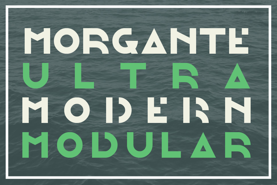 Morgante Regular Demo