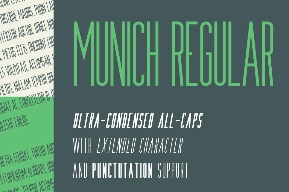 Munich Regular Demo