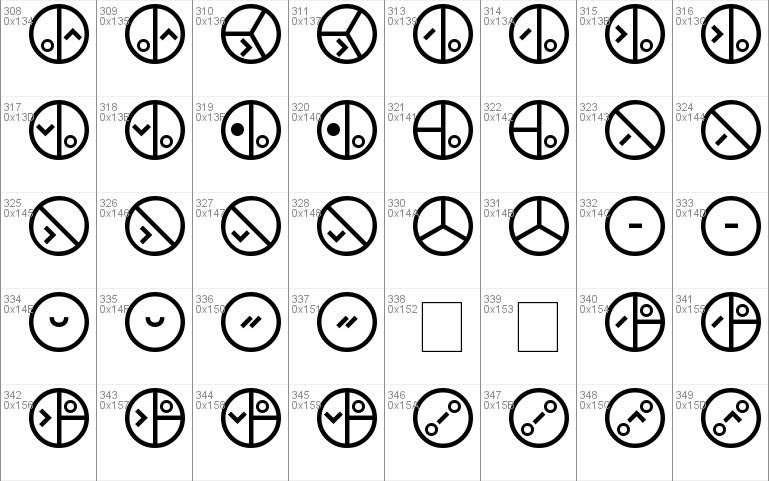 Matoran Font Free For Personal