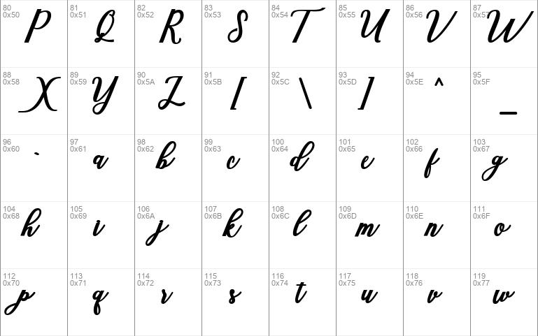 Marcela Script