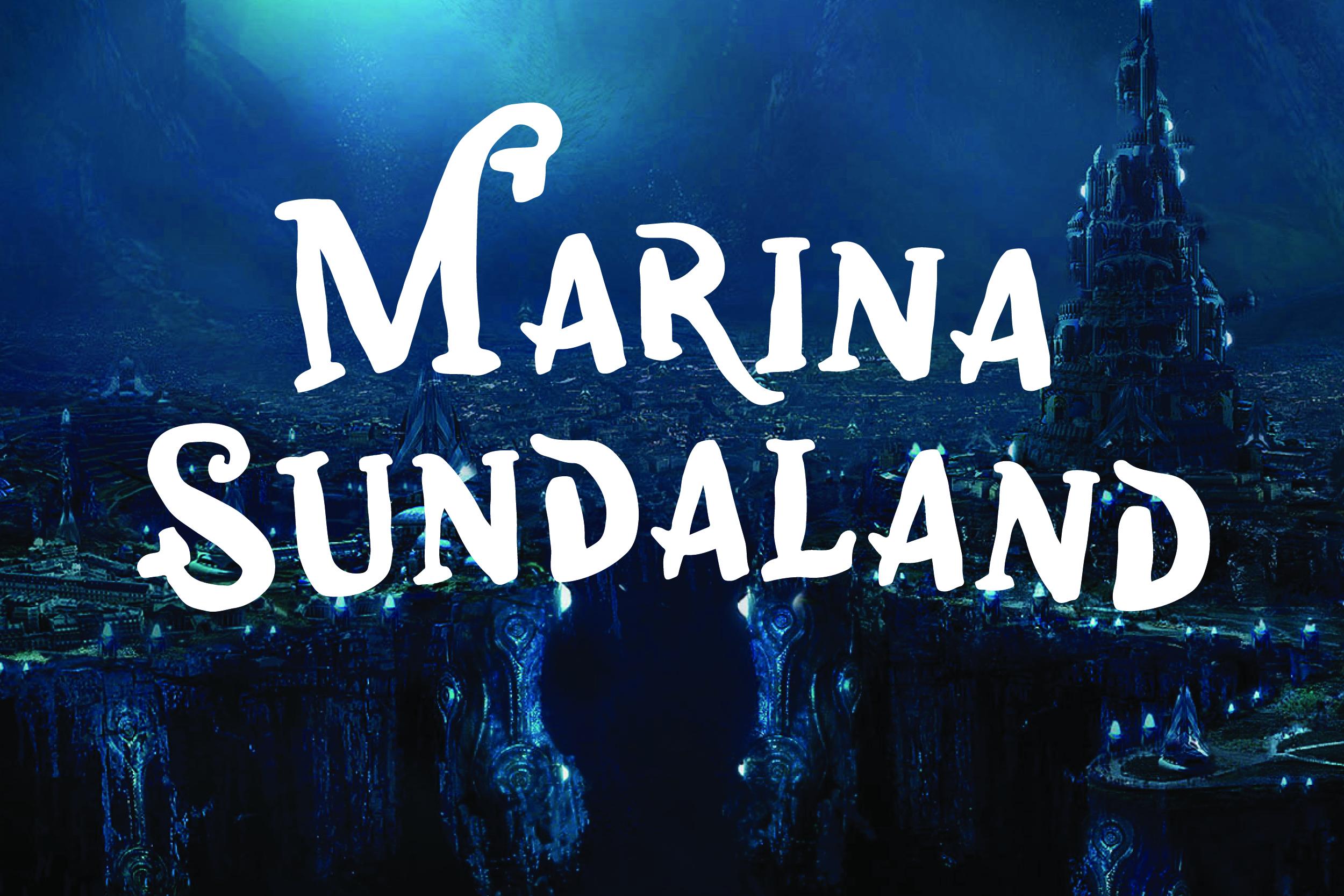 Marina Sundaland