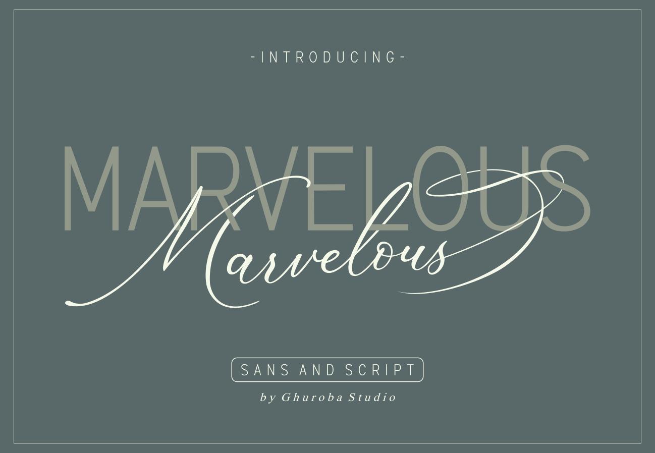 Marvelous Sans Demo