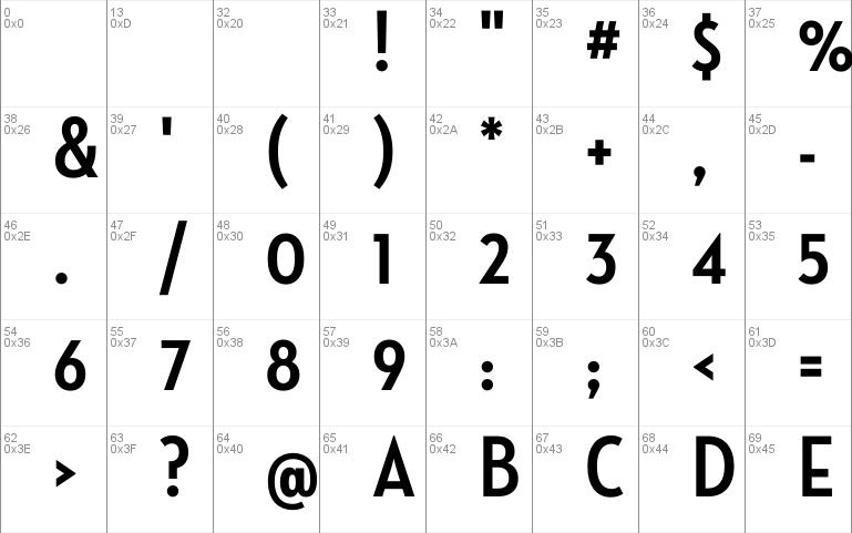 Neutraface Book Font