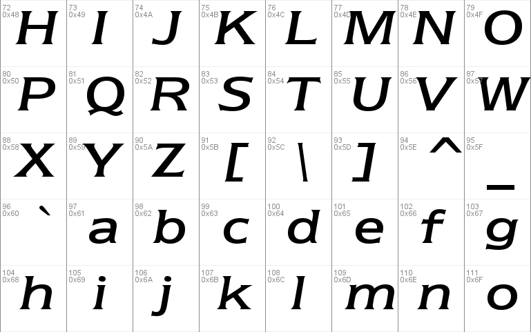 Newtext Rg BT font - free for Personal