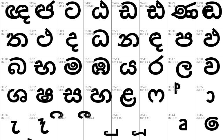 Nirmala UI Windows font - free for Personal