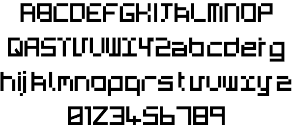 New Time Nerd font - free for Personal | Commercial