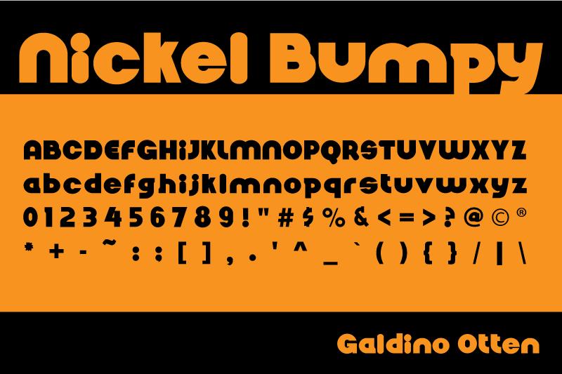 Nickel Bumpy