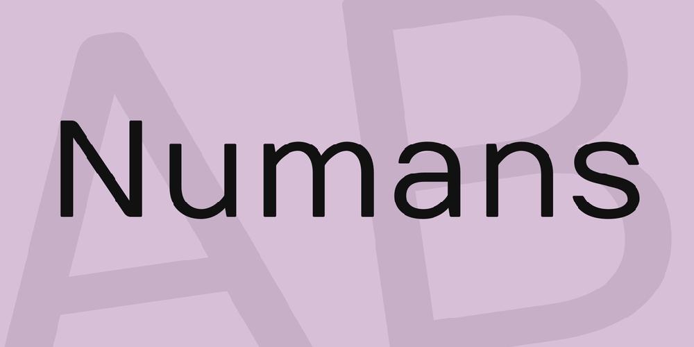 Numans