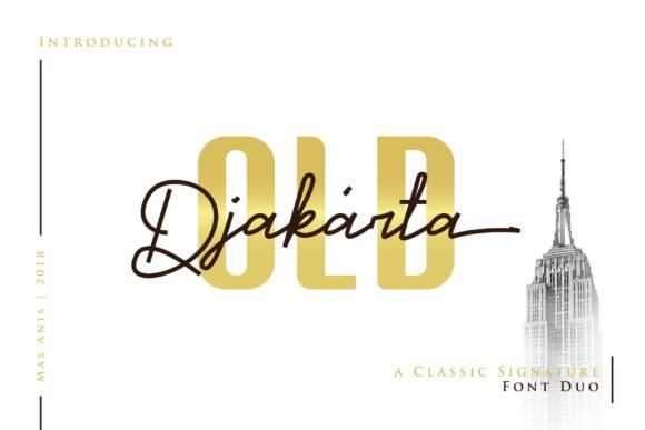 Old Djakarta