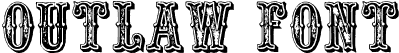 Outlaw Font
