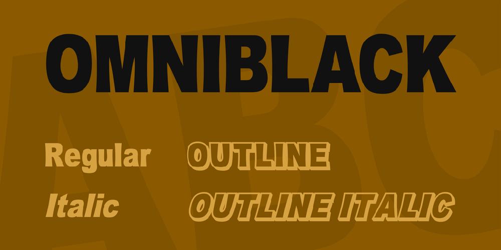 OMNIBLACK