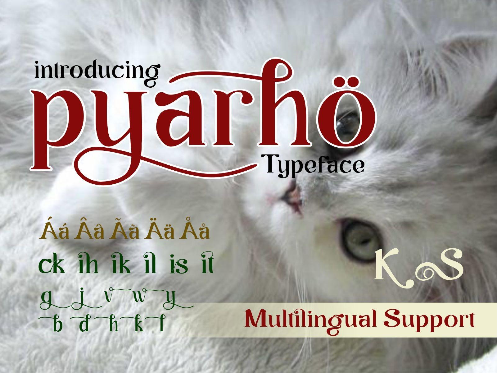 Pyarho