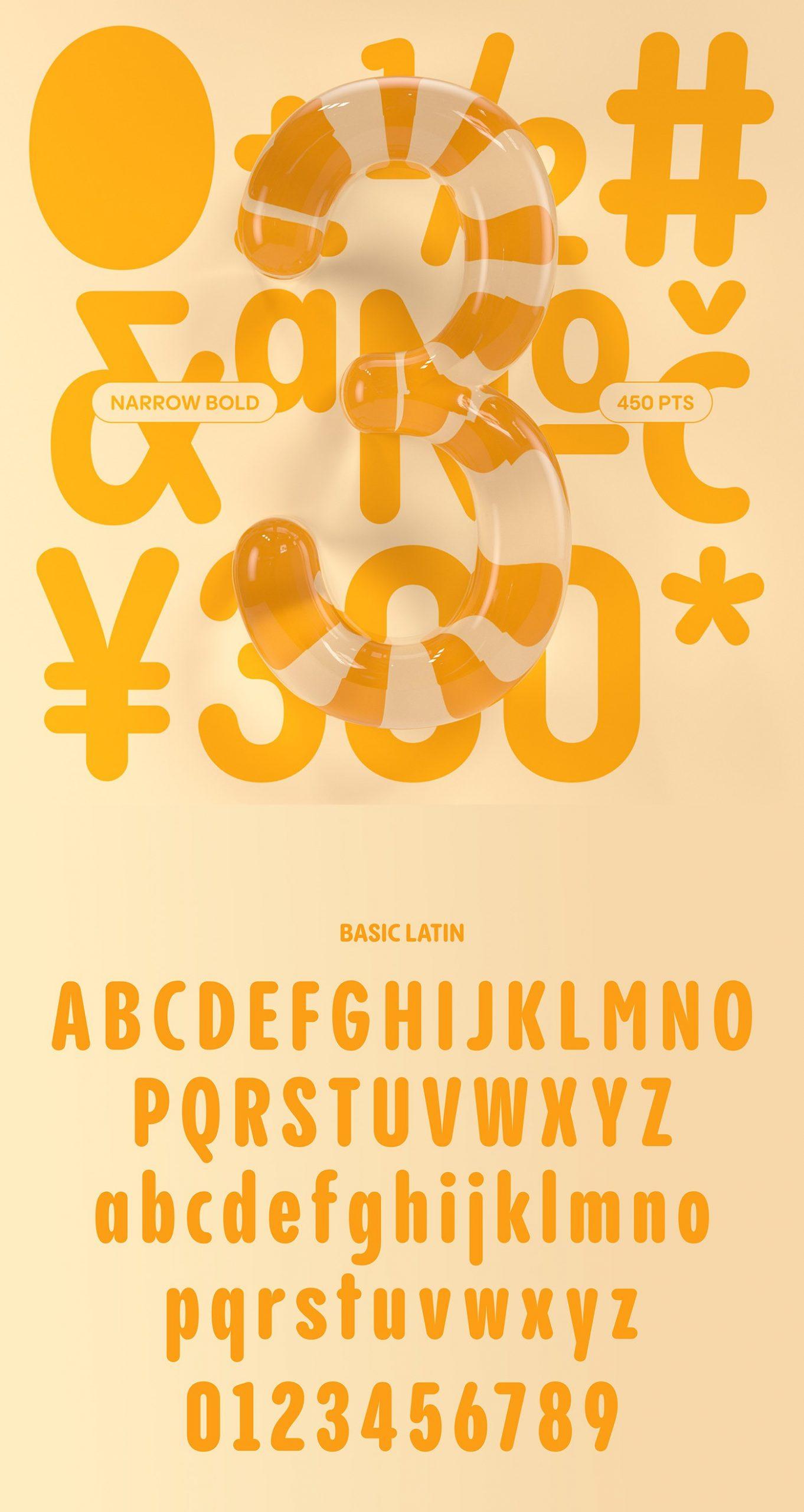 PP Pangram Sans Rounded