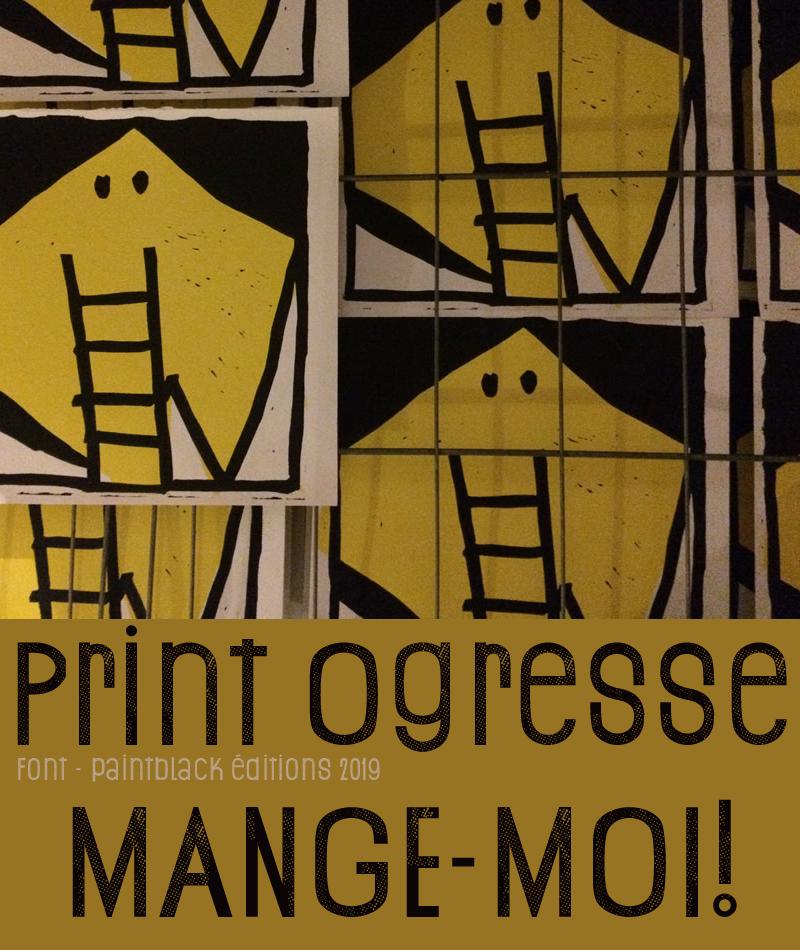 Print Ogresse
