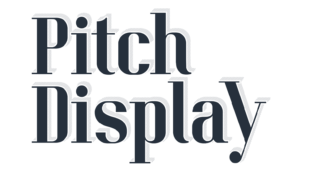 Pitch Display