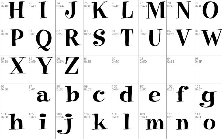 Pixie Font