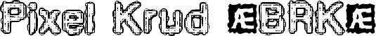 Pixel Krud (BRK)