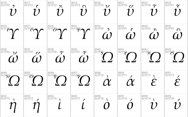 palatino linotype windows font
