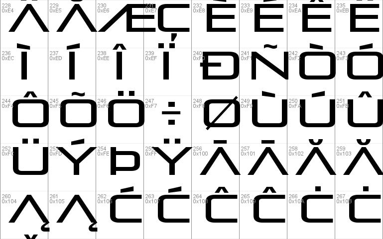 pirulenrg font