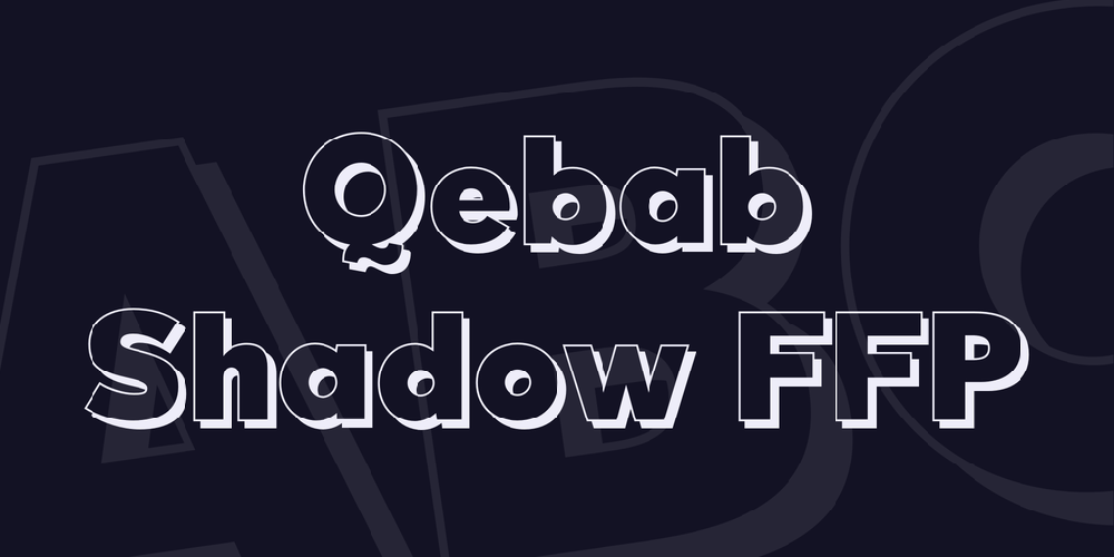 Qebab Shadow FFP