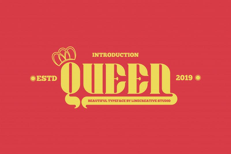 Queen demo