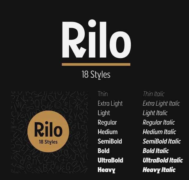 Rilo-BoldItalic