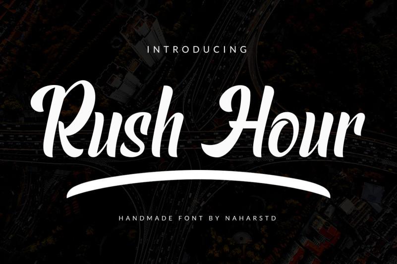 Rush Hour Demo