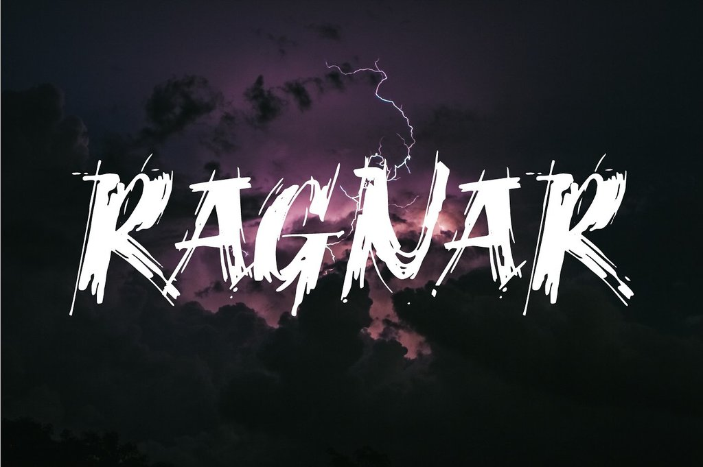 Ragnar Brush DEMO