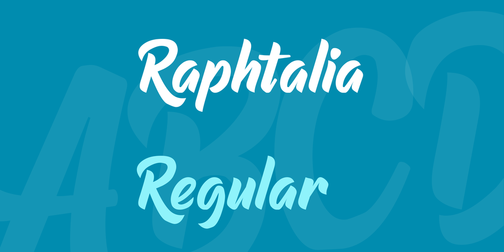 Raphtalia italic